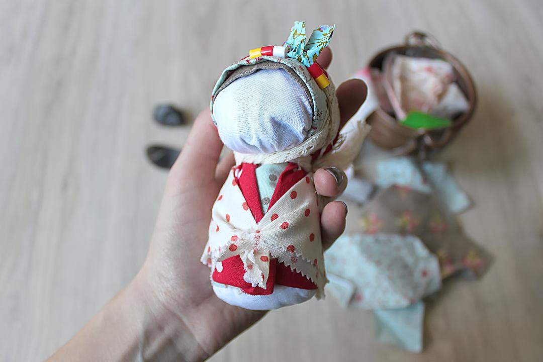 motanka lalka bialoruska spełnia życzenia jak zrobić motankę