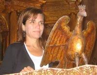 Maria Benetti Meiriño. Schweiz–Lausanne