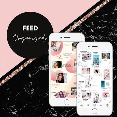 Como ter feed de blogueira