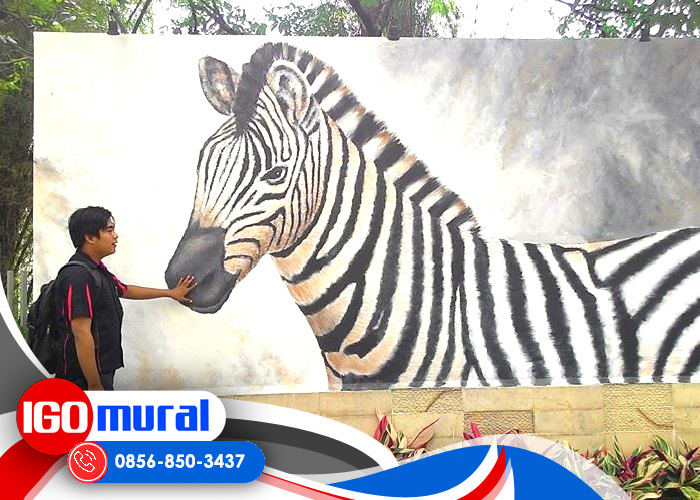 Lukisan Mural Binatang