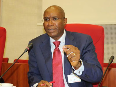 Image result for Senator Ovie Omo-Agege defects to APC