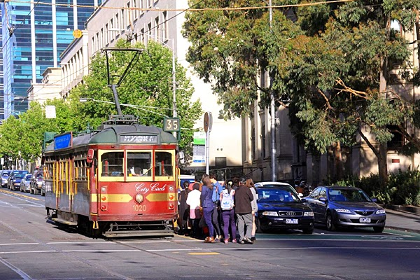 Photo of Melbourne Tram