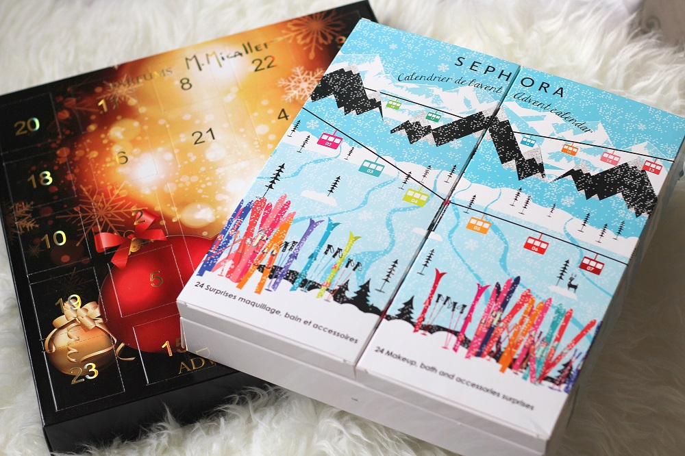 peexo blogger my beauty advent calendars