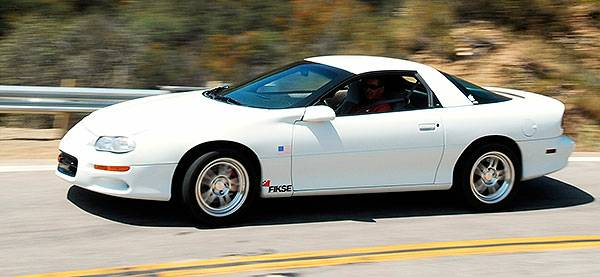 Find This 2001 Chevrolet Camaro Tom Henry Rs Offered For 3995 In Goleta Ca Via Craigslist Tip From Sean S
