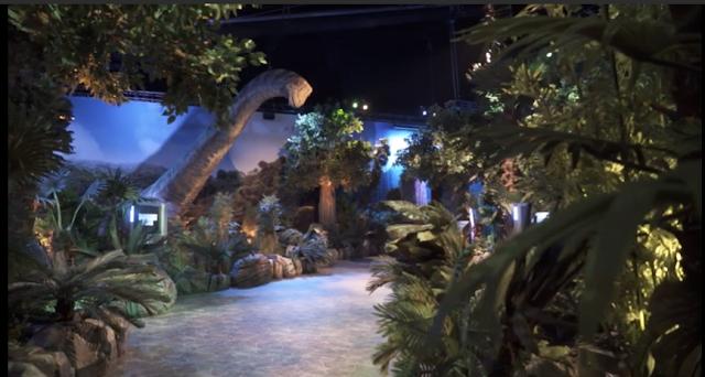 """""""Jurassic World: The Movie Exhibition"""""""