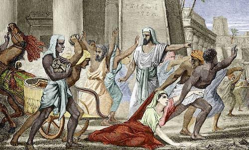 Morte de Hipatia de Alexandria