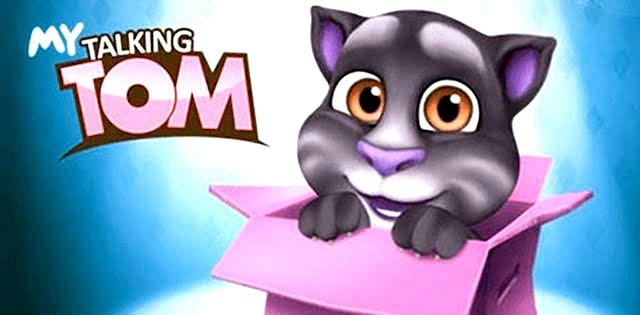 تحميل لعبة القط المتكلم Talking Tom Cat للاندرويد