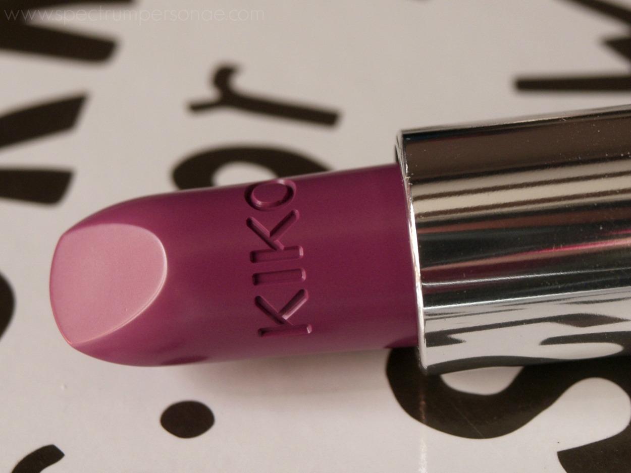 Kiko Luscious Cream Lipstick 515 - Orchidea