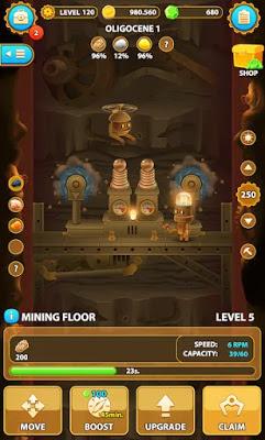تحميل لعبة الاستراتيجية الممتعة Deep Town: Mining Factory النسخة المهكرة