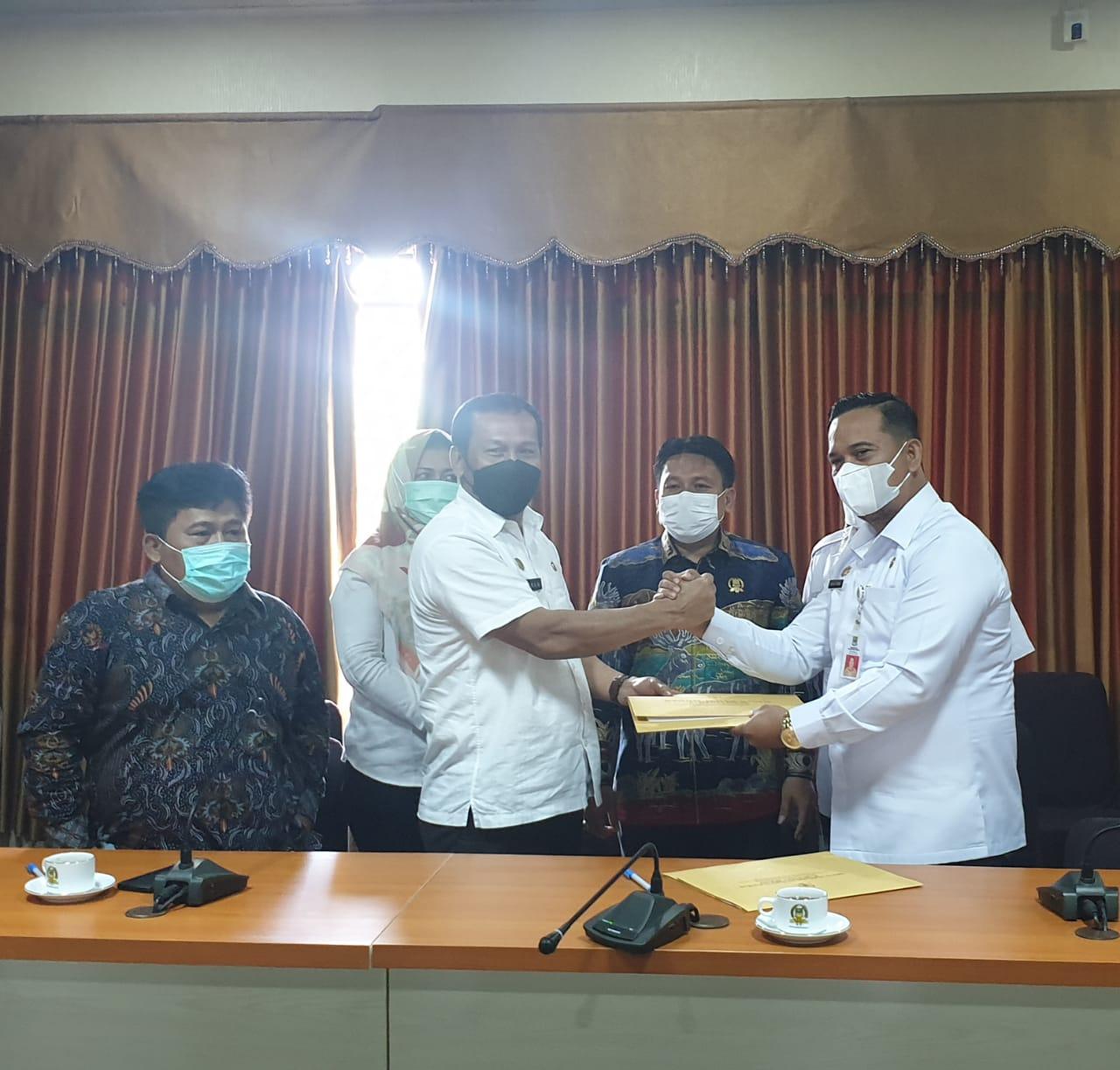 Rahmat Atong Resmi Emban Jabatan Sekwan DPRD Kabupaten Bekasi