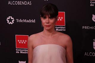 Laila Costa en los Premios Feroz 2020