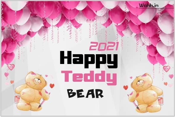 2021 Teddy Bear Status With Images