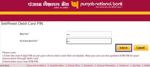 PNB ATM Debit Card Activate Kaise Kare
