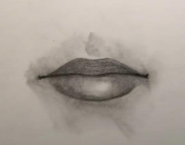 Cómo Dibujar Labios Realistas