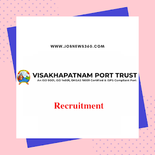 Visakhapatnam Port Trust Walk-IN 31st August 2019 for Software Engineer