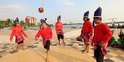 Sepak Raga, Olahraga Tradisional Cikal Bakal Sepak Takraw