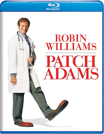 Patch Adams 1998 Dual Audio Hindi Dubbed BluRay 720p 950Mb Movie Download Bolly4ufree