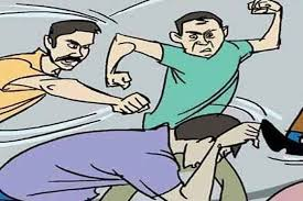पैसे के लेनदेन के विवाद में भट्टा श्रमिको में मारपीट, एक की मौत | #NayaSaberaNetwork