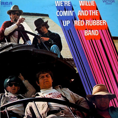 Willie & The Red Rubber Band - Willie And The Red Rubber Band (1968) & We're Coming Up (1969)