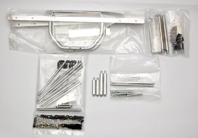 Tamiya Clod Buster ESP Clodzilla II Parts