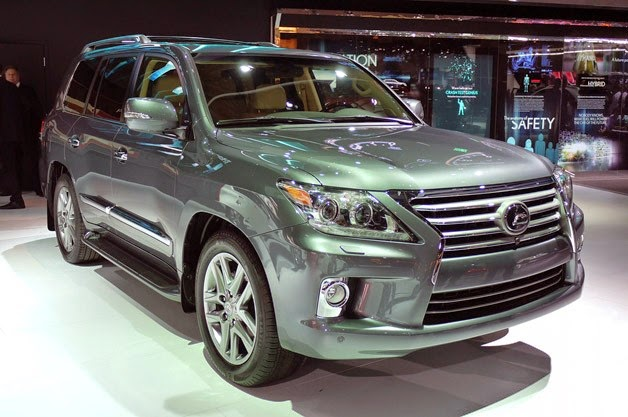2013 lexus LX 570 Owners Manual Pdf