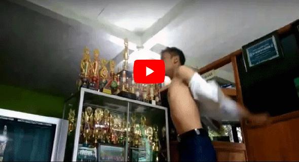 Viral Video Seorang Anak SMP Ajak Duel Kepala Sekolah