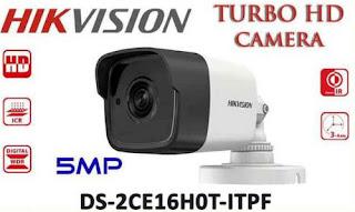 HIKVISION DS-2CE16H0T-ITPF  2.4MM