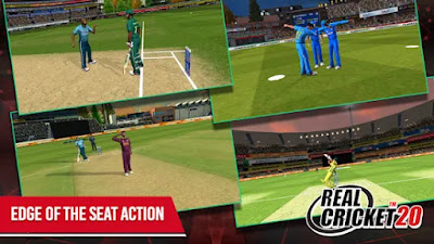 real cricket games for android free download