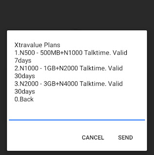 MTN XtraValue Plans - Get 500MB Plus N1000 Airtime For N500 and Much More