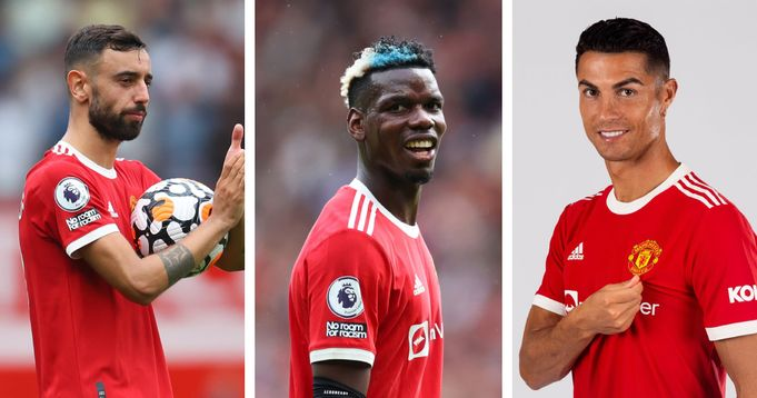 Rating the most influential 11 players in the Man United squad right now