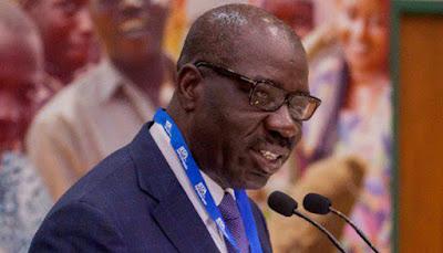 VIDEO: Governor Godswin Obaseki Gives Victory Speech #EdoDecides2020