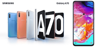 Spesifikasi Bodi Samsung Galaxy A70