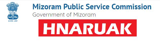 Mizoram recruitment jobs