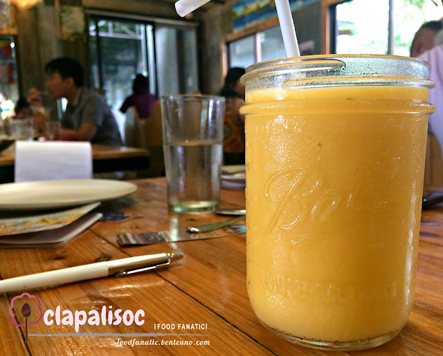 Mango Yogurt Shake Earth Kitchen Earth Kitchen Katipunan