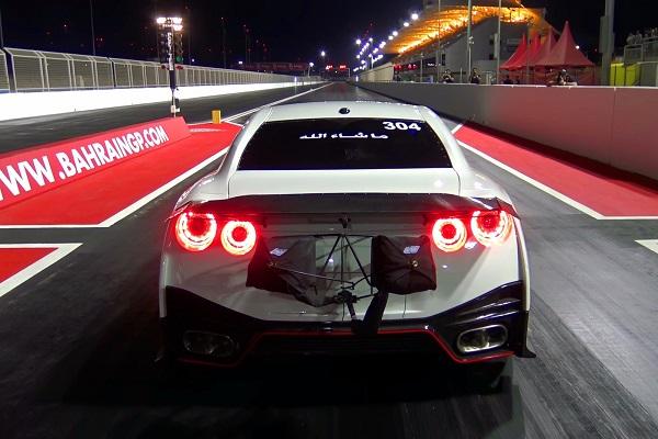 Nissan GT-R Ekanoo Racing