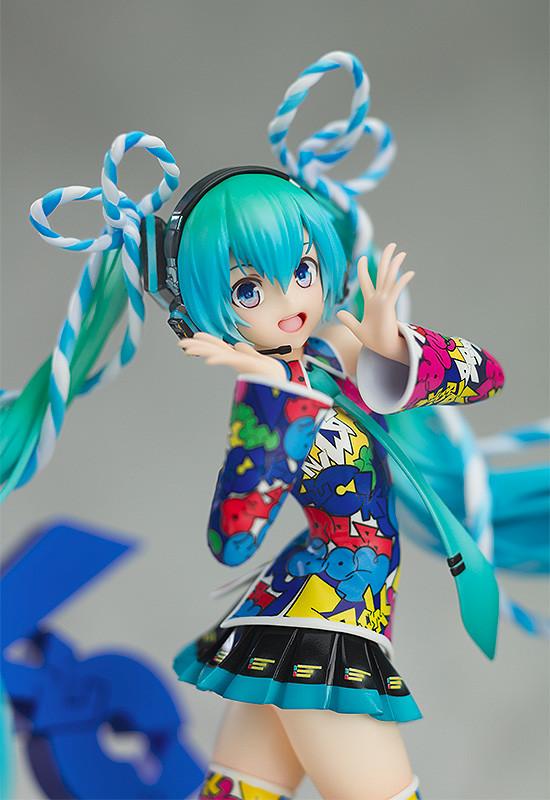 Figuras:Hatsune Miku: MIKU EXPO 5th Anniv. / Lucky☆Orb: UTA X KASOKU Ver. - Good Smile Company