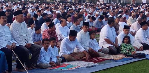 Cegah Corona, Menteri Agama: Bukber, Tarawih Hingga Shalat Idul Fitri Berjamaah Ditiadakan