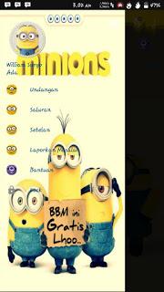 BBM MINIONS 2.12.0.9 APK