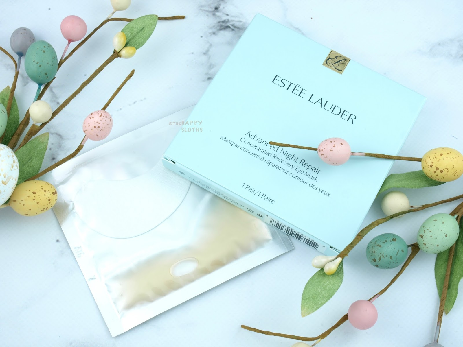 Estee Lauder Advanced Night Repair Concentrated Recovery Eye Mask: Review
