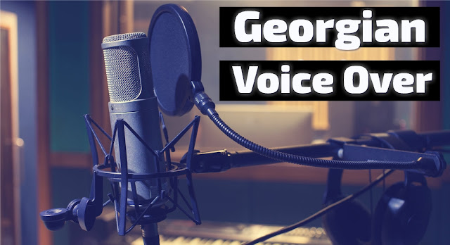 Where to find Georgian Voice Over Artists