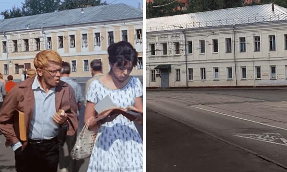 Как выглядят места из фильма «Операция Ы» спустя 54 года