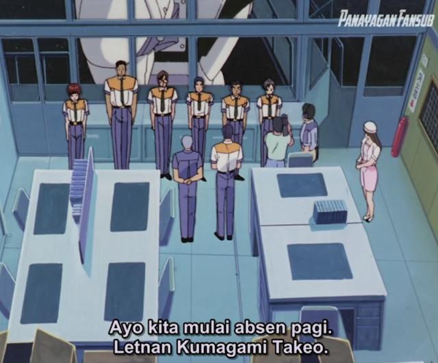 Download Mobile Police Patlabor Episode 43 Subtitle Indonesia