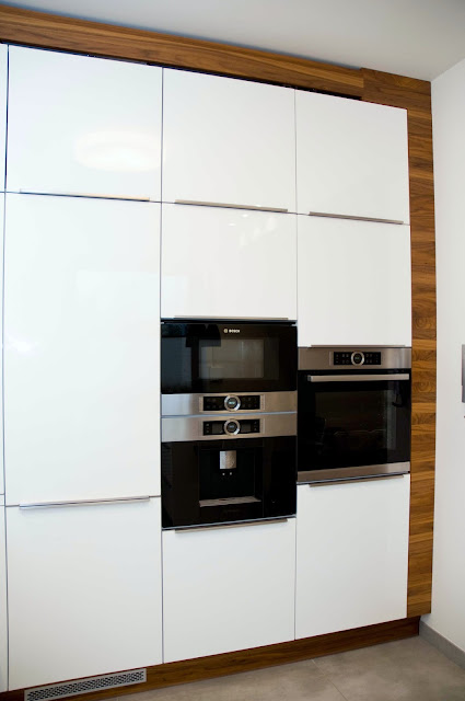 elementy drewna w kuchni pomysły