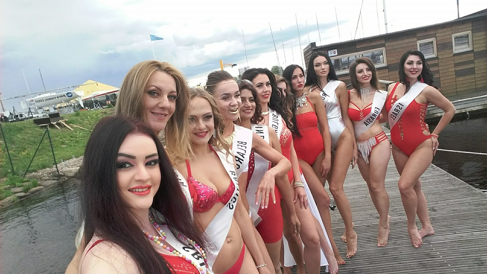 Oshadhi Hewamadduma crowned Mrs. Top 2017 in Latvia