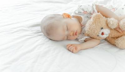 Jumlah Waktu tidur yang dibutuhkan Oleh bayi