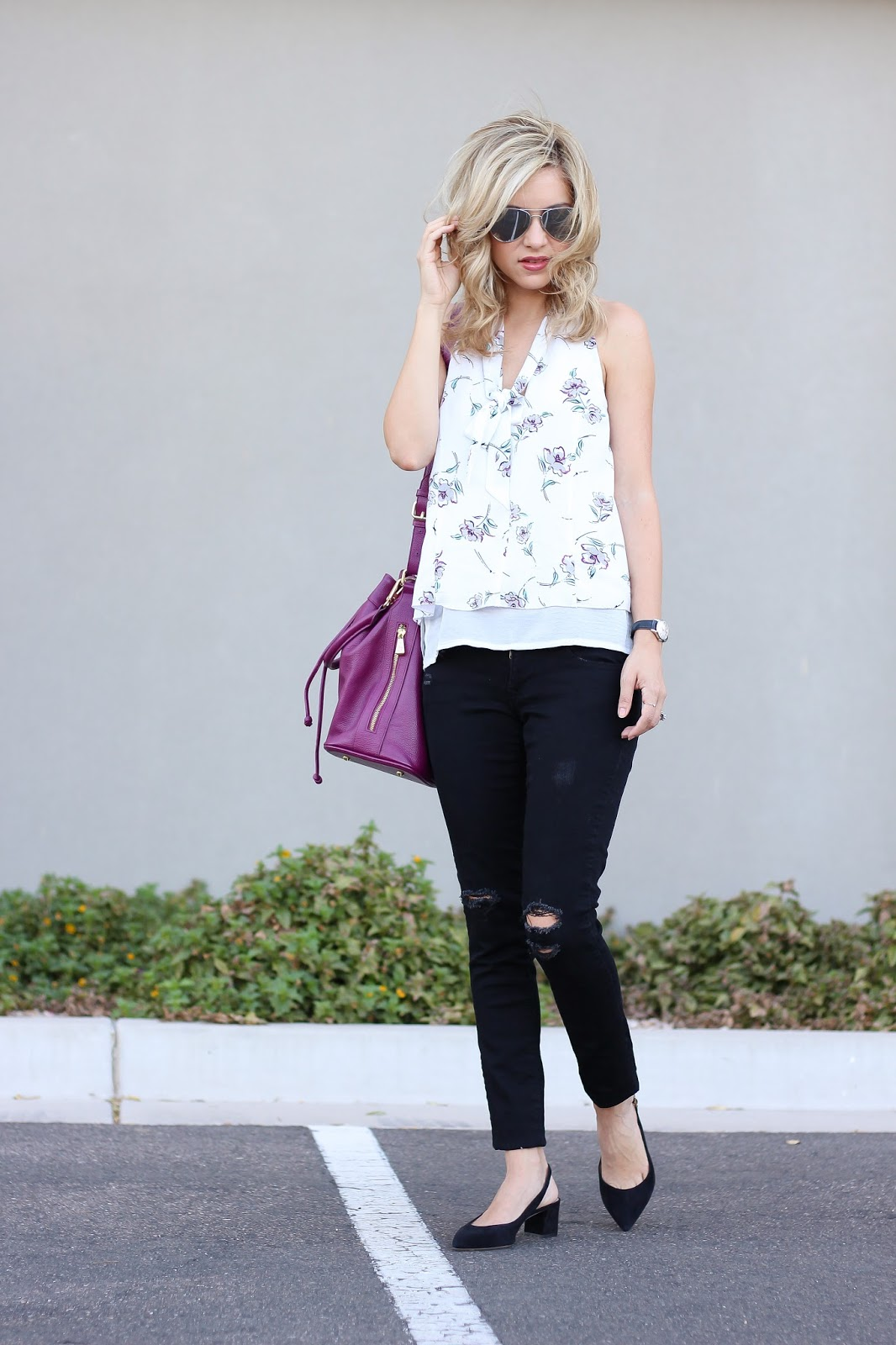 blogger - fall - fashion - fall look - transition outfit