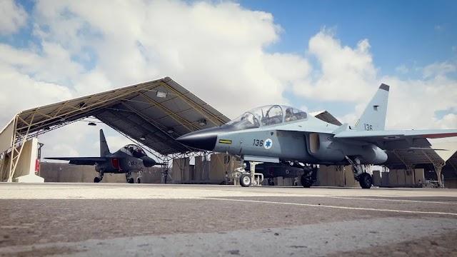 Το ανορθόδοξο αεροπορικό πνεύμα των «γερακιών» της Ελλάδας και του Ισραήλ συναντάται στην Καλαμάτα