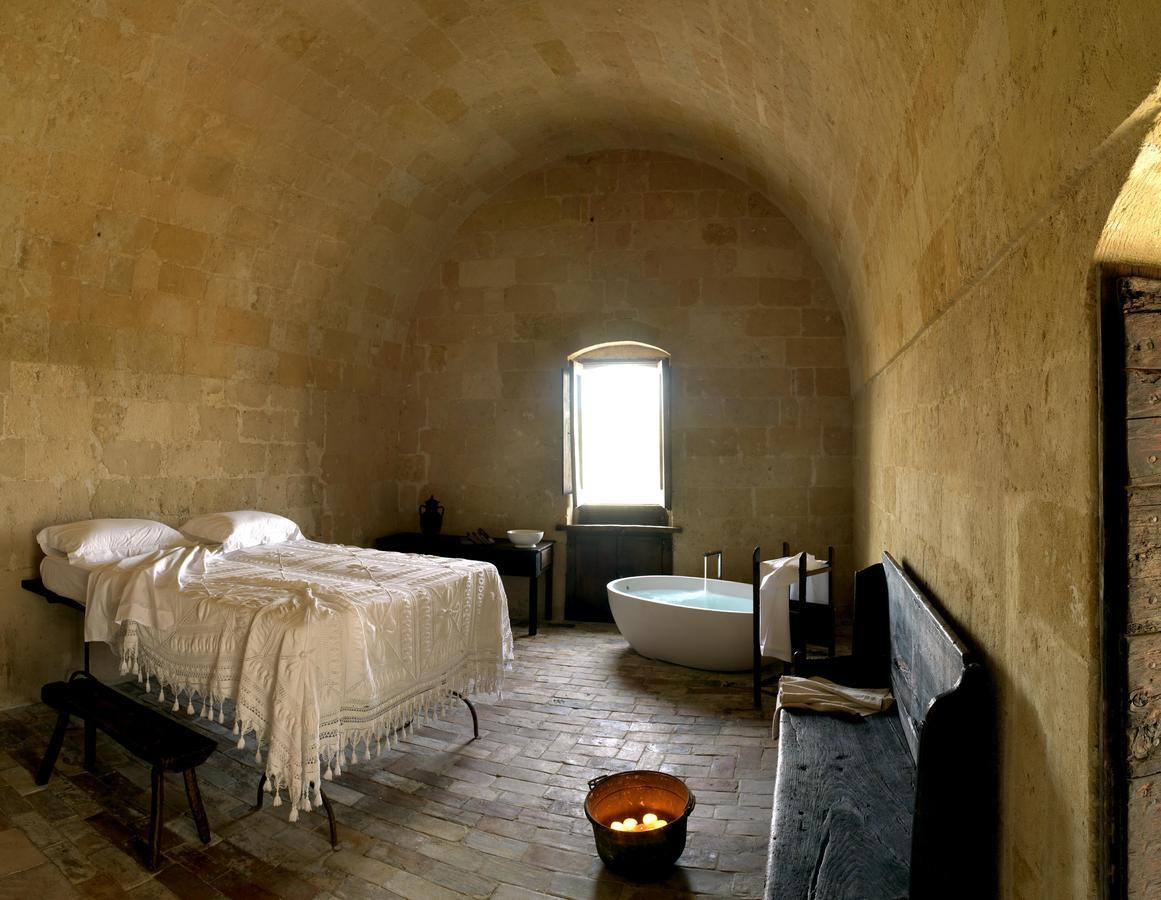 Design e tradizione nelle grotte di Sextantio a Matera