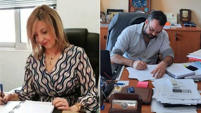 Τι συζήτησαν ο Δήμαρχος Επιδαύρου με την Διοικήτρια του Νοσοκομείου Αργολίδας