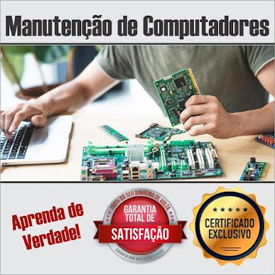 Curso Online Manutenção de Computadores